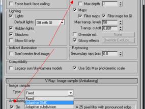 教你VRAY2.10自动光子图参数、渲染、调用的教程
