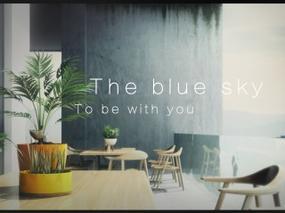 The Blue Sky(场景模型)