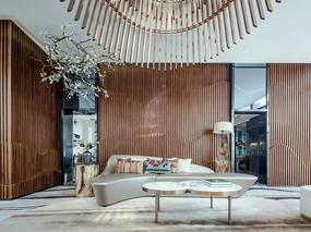 高文安设计 - 阳光壹佰温州中心度假度假公寓
