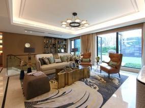 现代风格 - 武汉观澜之阅,府阅华城样板房设计