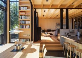 Rachael Rush&Strachan Group Architects | 船屋装修设计