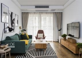DE设计事务所——北欧与日式混搭住宅