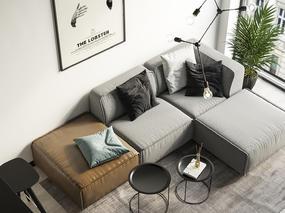 国外作品精选 - 公寓室内表现