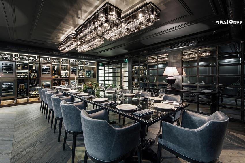 国外作品精选 - 商业餐厅空间设计