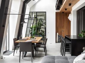 【国外作品】loft公寓装修设计