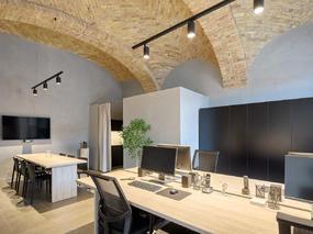 【国外作品】办公空间装修设计