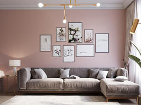 GRAY l 粉红色的项目