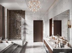 主浴室表现