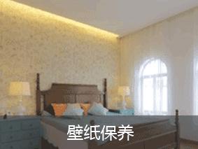 【八十三回】装修后家居保养-壁纸保养