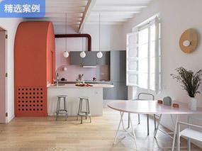 大师精选【53期】| 设计案例:公寓空间设计精选