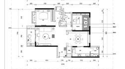 【户型优化第7期】117平米,理想的一个家
