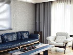 中式风格家装设计,一片心莲,幽幽暗香
