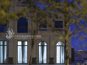 高端售楼处设计 阳光巴黎城售楼处设计实景图