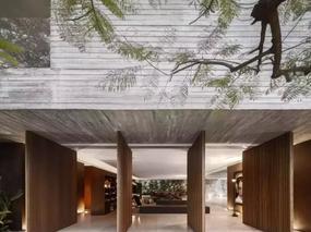 简单舒适 感受私人住宅设计的开与阔