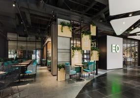 餐饮 l 华空间沙拉店设计