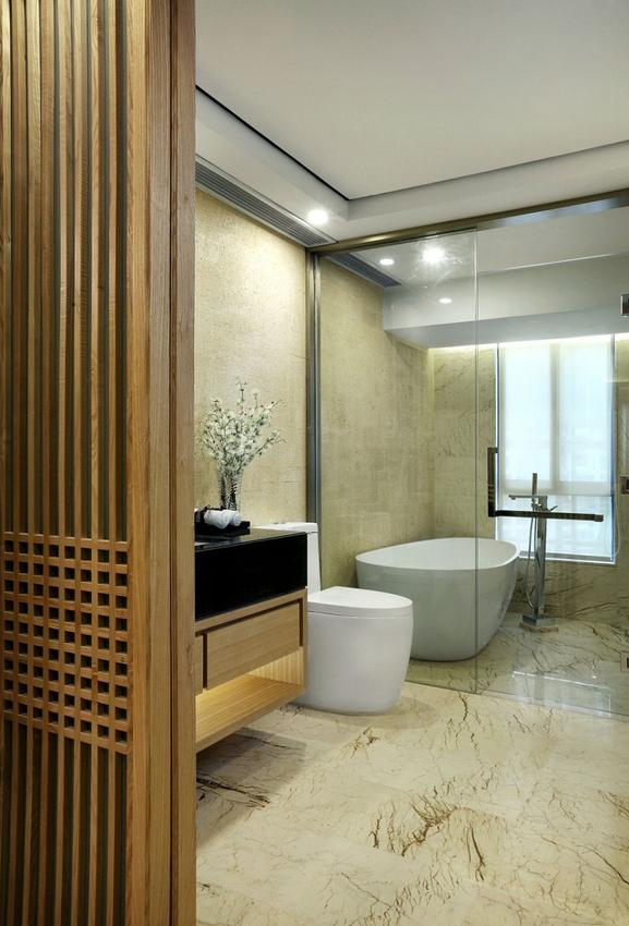 后现代中式公寓