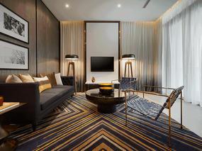 五行元素 | 最新住宅设计吉隆坡YOO8