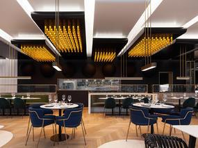 餐厅   深圳万象天地的Gaga Chef餐厅