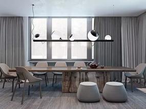 别说你不知道这些室内设计的流线与空间布局法则