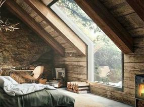 冬暖夏凉的阁楼该怎么装?