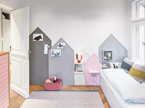用正确的配色打开家居空间