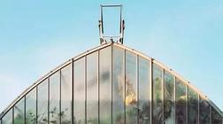 这种不透明的玻璃颜值有点高!