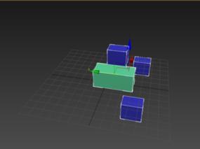 急求!!我的3D max 不能在Z轴上移动了