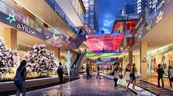 想打破江苏苏州步行街设计固有形态找广东天霸设计公司