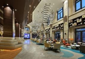 天鼓设计 - 现代化城市舒适的休息空间