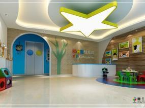 【年末作品】孩子的乐园,充满奇幻的梦境:幼儿园设计作品