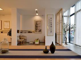 三款中式生活馆设计总有一款合你心意!