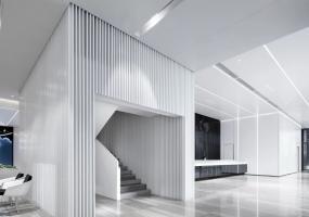 横琴国际科技创新中心   加强了人与自然与空间的联系