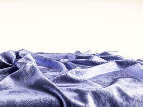 #技能练习#【第5期】丝绸材质制作 - 交作业