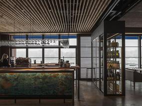 RRYC餐厅设计 - 河小屋