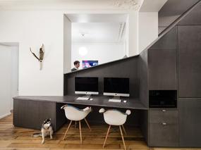 巴黎:充满趣味的生活几何空间