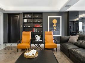 橙以黑与硬朗生活来场对话 - 一米家居