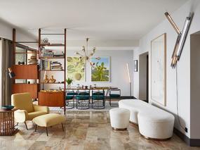 摩纳哥优雅单身公寓设计