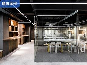 公装空间案例精选【第57期】:办公空间设计精选