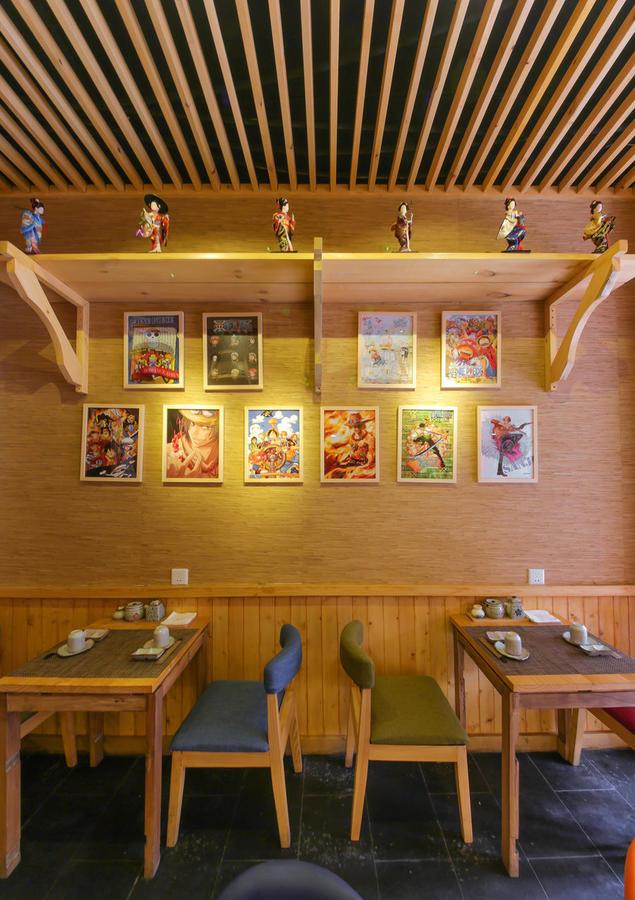 设计案例:商业空间餐厅案例精选