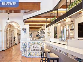 公装空间案例精选【第59期】:餐饮设计精选
