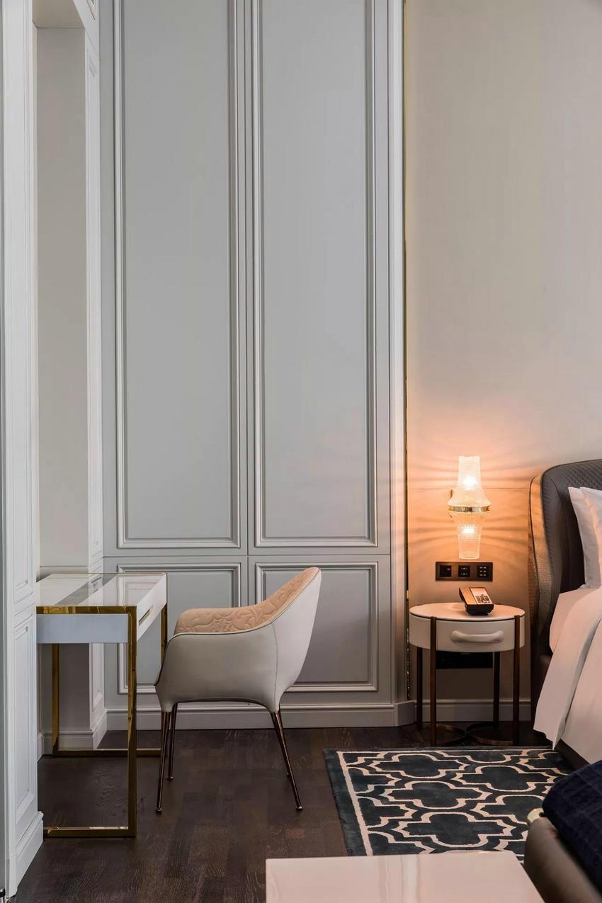 CCD 郑忠年度大作 - 佛山罗浮宫索菲特酒店设计