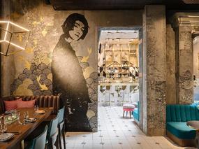 hcreates设计事务所 - Cobra Lily餐厅设计