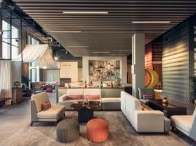 Stride Treglown设计 -  迪拜一家休闲度假风艺术酒店设计