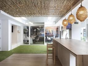 地中海沙滩风 - 办公室设计