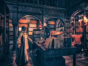魔法图书馆