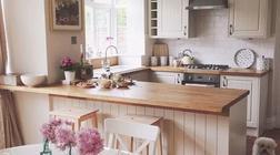 【干货收藏】你需要查收的30个厨房吧台设计方案