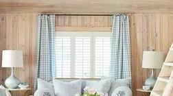 窗帘和沙发更配哦!