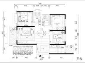 【户型优化第7期】117平米,家的表现