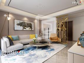 景逸效果图设计——现代家装