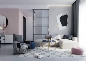 宁洁设计 l 灰色密语者·住宅